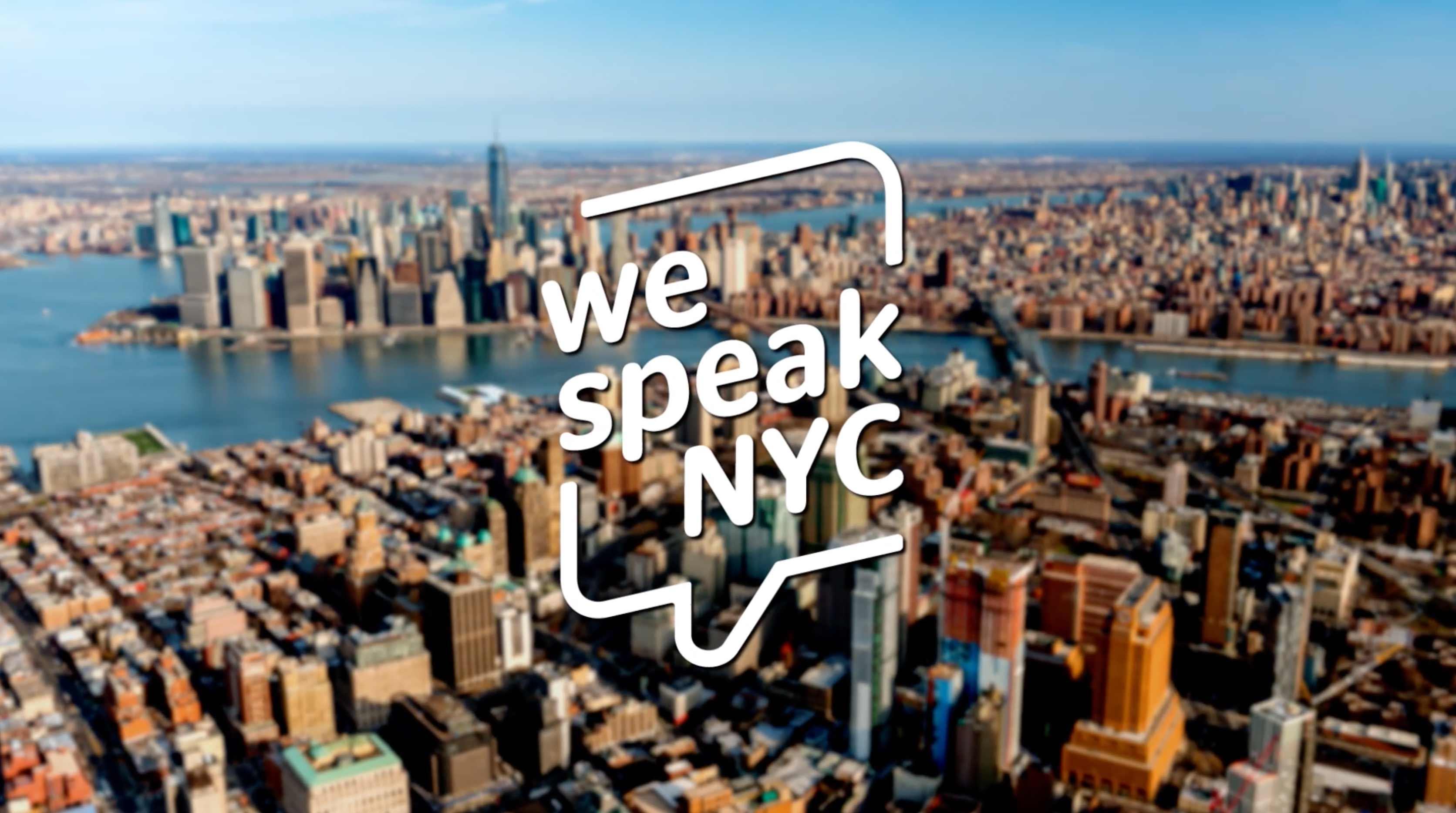 Classes Near You - We Speak NYC